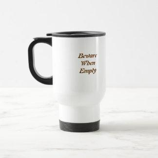 Vernunfts-Kaffeereise-Tasse