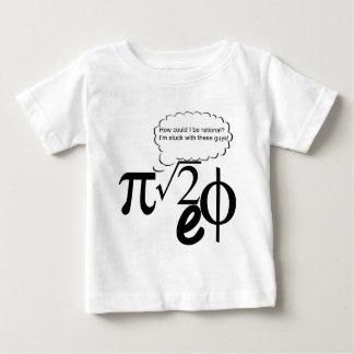 Vernunftwidrige Freunde Baby T-shirt
