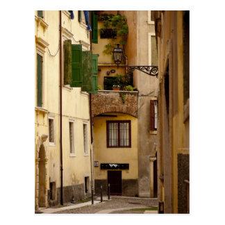 Verona-Durchgang Postkarte