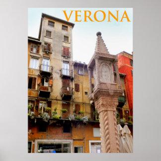 Verona Italien Poster