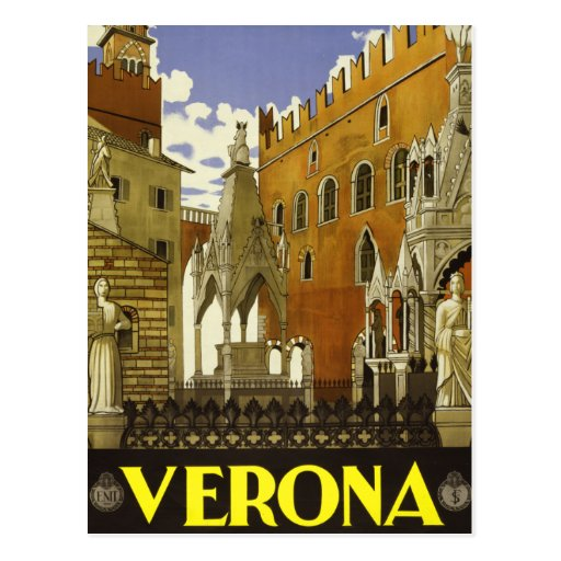 Verona Postkarten