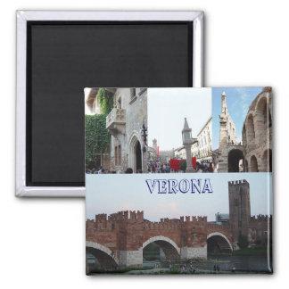 Verona Quadratischer Magnet