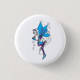 Veronica-Knopf Runder Button 3,2 Cm