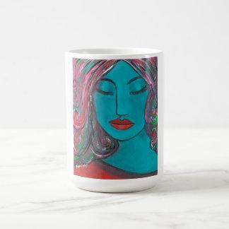 Veronica-Tasse (Sie können besonders anfertigen) Kaffeetasse