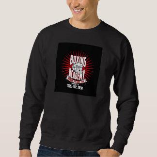 Verpacken-Hochschulkleid Sweatshirt