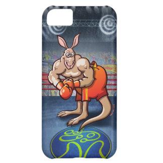 Verpacken-Känguru iPhone 5C Hülle