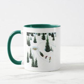 Verringern des Baums Tasse