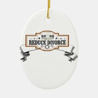 verringern Sie Schutz 50 der Scheidung 50 Keramik Ornament