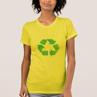 Verringern Sie Wiederverwendung recyceln - Shirt