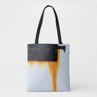 Verrostete Bar-Wand Tasche