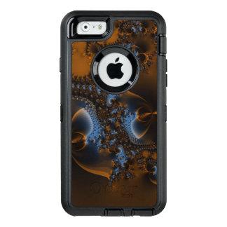 Verrostetes Splendor-Fraktal OtterBox iPhone 6/6s Hülle