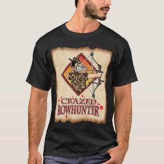 VERRÜCKT GEMACHTER BOGEN-JÄGER T-Shirt