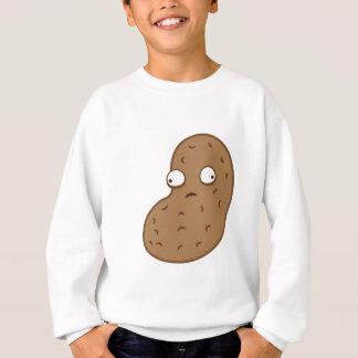 verrückte Erdnuss Sweatshirt