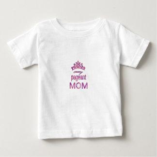 Verrückte Festzugmamma Baby T-shirt