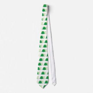 verrückte Froschdame Krawatte