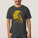 Verrückte PferdeKriegsbemalung T Shirt