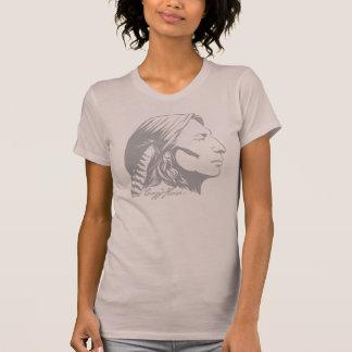 Verrückte PferdeKriegsbemalung T-Shirt