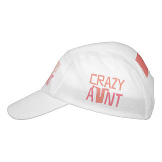 Verrückte Tante Headsweats Kappe