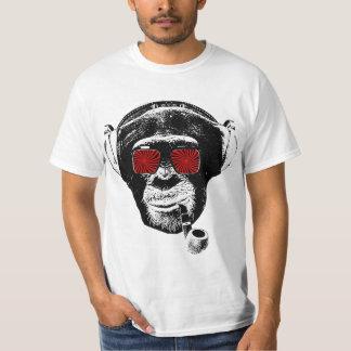 Verrückter Affe Hemd