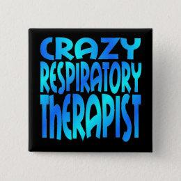 Lustiger Atmungstherapeut Buttons   Zazzle.de