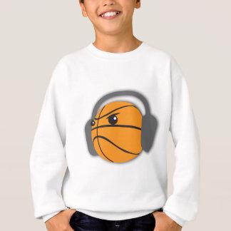 Verrückter Basketball Sweatshirt