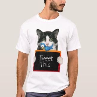 Verrückter Felix tweeten dieses! T-Shirt