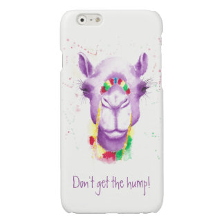 Verrückter Kamel iPhone 6/6s glatter Endfall