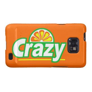 Verrückter Kasten Samsung-Galaxie-S Galaxy S2 Cover