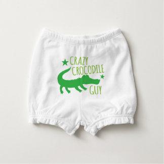 verrückter Krokodil-Typ Baby-Windelhöschen