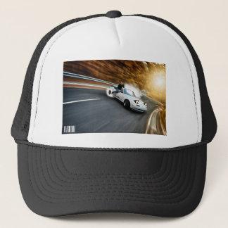 Verrückter Roadster-Drifter Truckerkappe