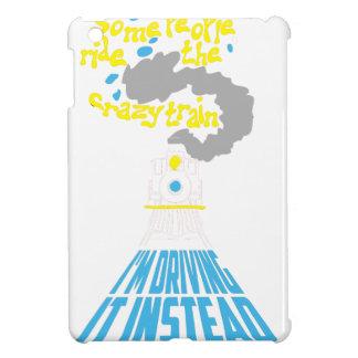 verrückter Zug Hüllen Für iPad Mini
