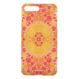 Verrücktes abstraktes Muster iPhone7 plus iPhone 8 Plus/7 Plus Hülle