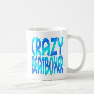 Verrücktes Beatboxer Tasse