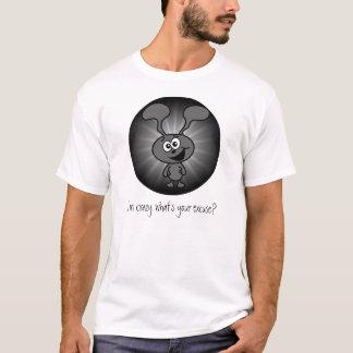 Verrücktes Häschen T-Shirt