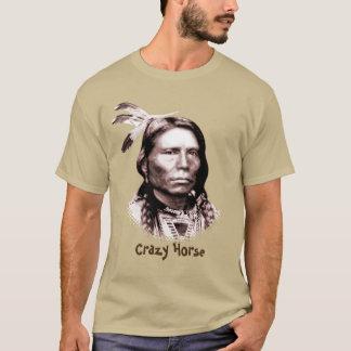 Verrücktes Pferd T-Shirt