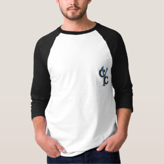 Verrücktes Yankee-Küken Jersey T-Shirt