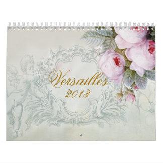 Versailles Kalender