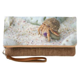 Versanden Sie Krabbe, Curaçao, karibische Inseln, Clutch