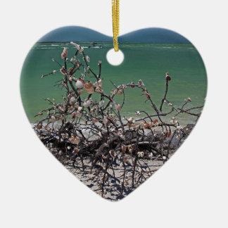 Verschachtelter Infatuation Keramik Ornament