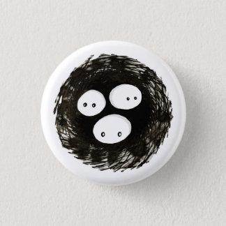 Verschachtelungs-Geist Runder Button 3,2 Cm