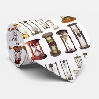 verschiedene Hourglasses Krawatte