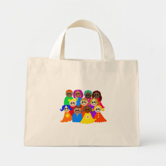 Verschiedene Kinder Einkaufstaschen