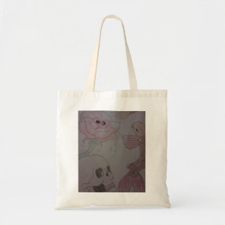 Verschiedene Kunst Einkaufstasche