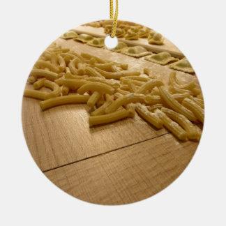 Verschiedene Mischung der frischen italienischen Keramik Ornament