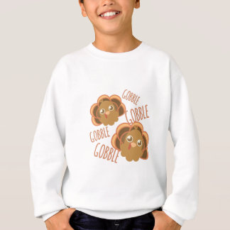 Verschlingen Sie die Türkei Sweatshirt