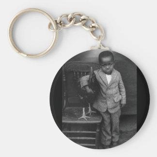 Verschrobes Keychain Schlüsselanhänger