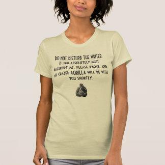 Verschrobes Verfasser-T-Shirt T-Shirt