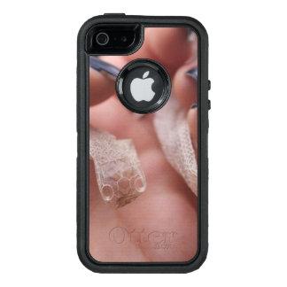 Verschütten des ersten Males der Schlange OtterBox iPhone 5/5s/SE Hülle