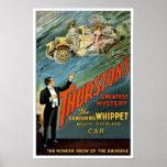Verschwindende Car, 1925 Plakate
