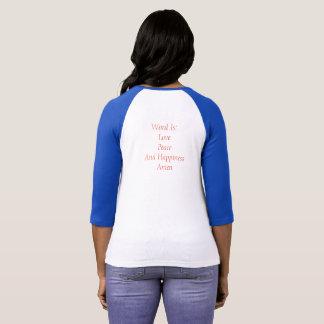 Verse von der Bibel T-Shirt